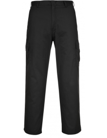 Portwest Combat Trousers C701 - Black