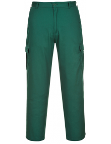 Portwest Combat Trousers C701 - Bottle Green Clothing