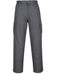 Portwest Combat Trousers C701 - Grey Clothing