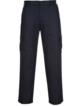 Portwest Combat Trousers C701 - Navy Blue Clothing