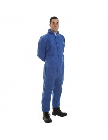 Supertex® SMS Type 5/6 Coverall - Blue Clothing
