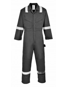 Portwest F813 - Iona Coverall- Black Clothing