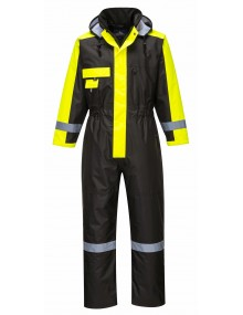 Portwest S585 - Winter Coverall - Black