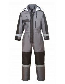 Portwest S585 - Winter Coverall - Grey