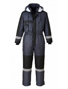 Portwest S585 - Winter Coverall - Navy