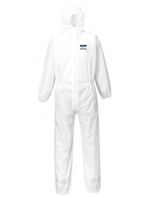 Portwest ST30 disposable coverall - White Hazard Protection