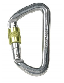 P+P 90203 Aluminium 11mm Screwgate Karabiner Personal Protective Equipment
