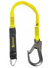 P+P 90227 Chunkie Stretch  Fall Arrest Lanyard Personal Protective Equipment