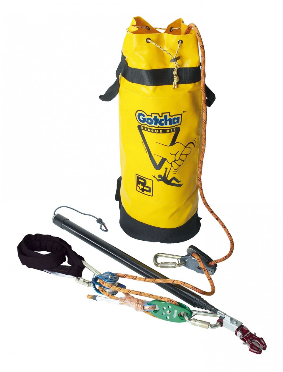 P P 90293 Gotcha Rescue Kit 50m