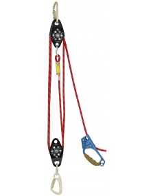 P+P 90407 Rigga Pulley Hoist Personal Protective Equipment