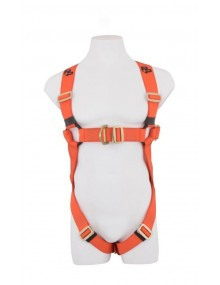 P+P 90099MK2/FLAME Fall Arrest Harness Personal Protective Equipment