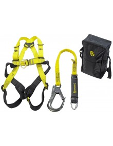 P+P Deluxe Fall Arrest Kit Personal Protective Equipment