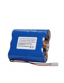 Evacuator Synergy-TG Replacement Battery Pack (Blue) Site Products