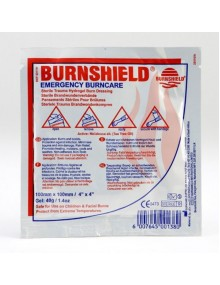 Burnshield dressing 10x10cm Dressings