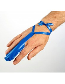 Steroplast Blue Fingerstall - Pack of 10