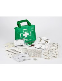 Steroplast 70 Piece First Aid Kit in bag Kits