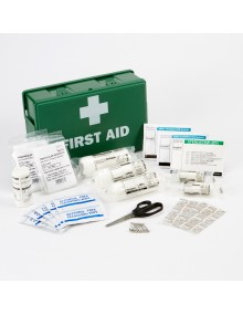 Steroplast Vehicle First Aid Kit in Plastic Box 8160 Kits