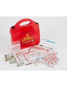 Steroplast Premier Burns Kit 1-10 person 8231 Kits