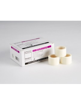 Steroplast Microporous Tape -  Individual Rolls 5 sizes First Aid