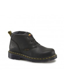 Dr Martens Izzy  Black Ladies Boot Safety Footwear