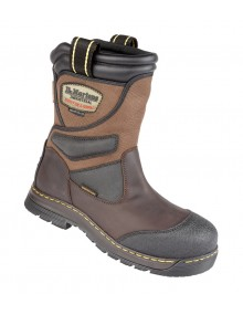 Dr Martens Turbine ST Waterproof Rigger Boots