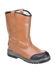 Portwest FT13 Steelite Rigger Boot Footwear