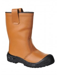 Portwest FW29 Steelite Rigger Boot Footwear