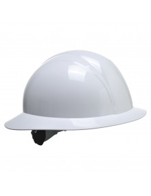 Portwest PS52 Full Brim Safety Helmet Personal Protective Equipment