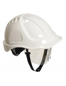 Portwest PW54 - Endurance Plus Visor Helmet Personal Protective Equipment