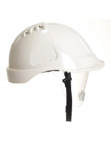 Portwest PW55 Retractable Visor Helmet    Personal Protective Equipment