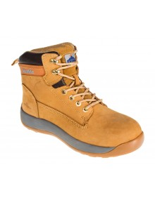 Portwest FW32 Nubuck Boots - Honey Footwear