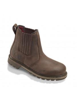 V12 Rawhide V1231 Oiled Hide Dealer Boots Safety Footwear