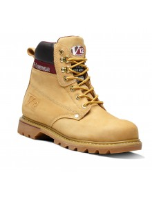 V12 Boulder V1237 Honey Nubuck Boots  Footwear