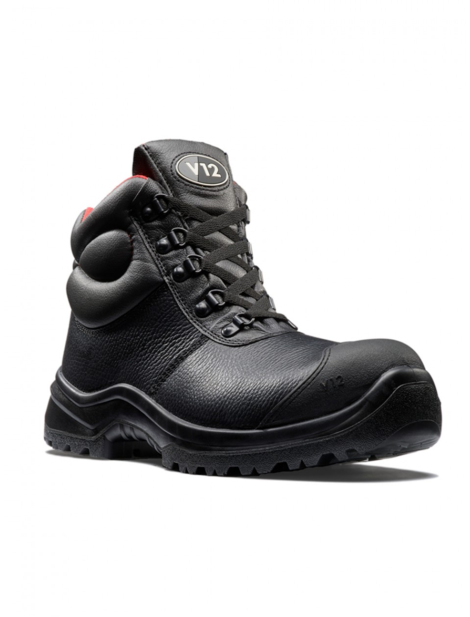 ffd9b6f6395 V12 Rhino V6863.01 Leather Safety Boots