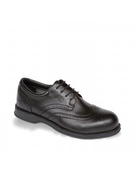 V12 Diplomat VC100 Leather Brogue Safety Shoe