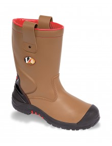 V12 Grizzly VR690 Safety Footwear boots