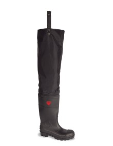 Vital Avon Safety Thigh Waders (VW164) Footwear
