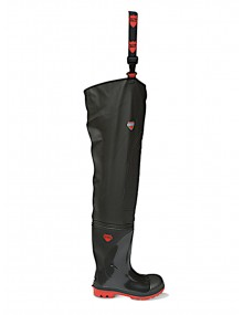 Stream II VW162R Thigh Waders