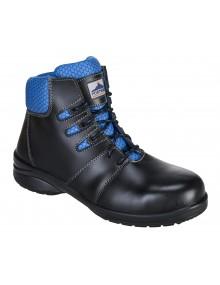 Portwest FT49 Steelite  Ladies Ankle Boot Footwear