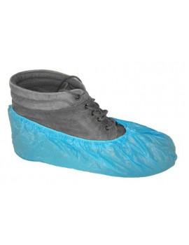 Blue Disposable Overshoes – One Size Accessories