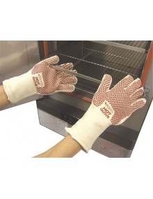 Polyco Double Cotton Hot Glove - 34cm Extra Long Cuff Specialized