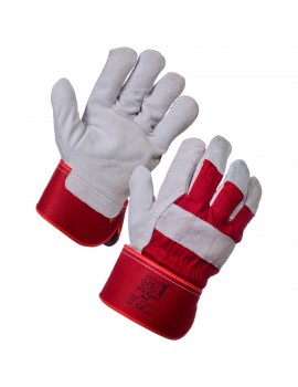 Supertouch Elite Leather Rigger Glove  Mechanical Hazzard