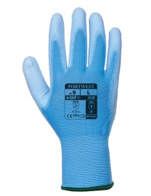 Portwest A120 PU Palm Coated Gloves Gloves