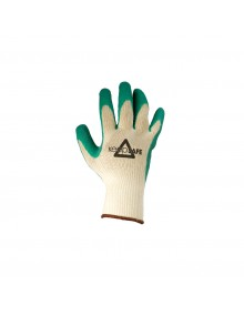 Keep Safe Green Latex Coated Gloves  Gloves