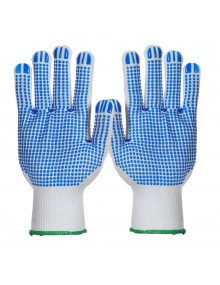 Portwest A113 Double Sided Polka Dotted Gloves Gloves