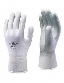 Showa 370 Assembly Grip Gloves - Size 9 only Gloves
