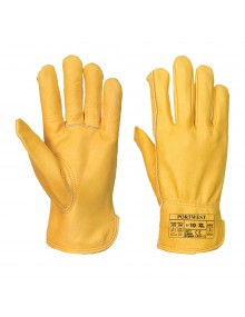 Portwest A271 - Lined Driver Glove Gloves