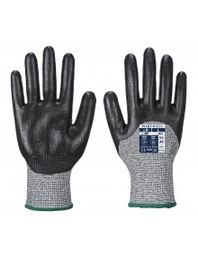 Portwest A621 - Cut 3/4 Nitrile Foam Glove Gloves
