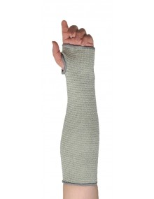 "Portwest A689 14"" Cut Resistant Sleeve - Grey Gloves"