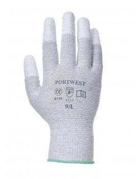Portwest A198 Anti-Static PU Finger Glove Specialized